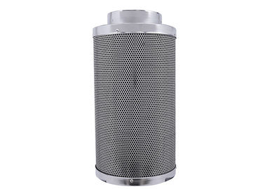 Chiny odour climate ventilation air purification activated carbon filter with pure virgin carbon pellet 100% high IAV1050mg/g dystrybutor